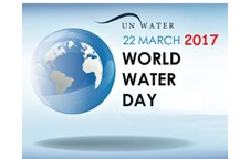 Ngày Nước thế giới năm 2017 - World Water Day, on Wednesday - 22 March 2017